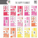 Classic Rainbow Create 365 Happy Planner Sticker Value Pack (1140/Pkg)