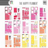 Big Rainbow Create 365 Happy Planner Sticker Value Pack (720/Pkg)