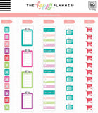 Home Life Happy Planner Sticker Roll