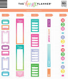 Travel Happy Planner Sticker Roll