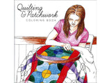 Quilting & Patchwork Coloring Book • Paper Accents Creative Coloring