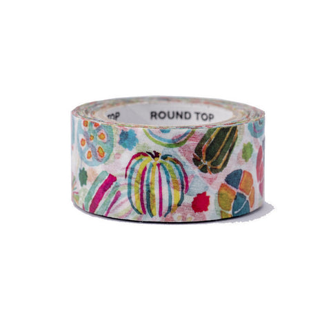 Candy Washi Tape • Round Top Masking Tape Space Craft