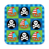 Pirate Magnetic Tic Tac Toe Sets