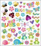 Bugs in Color Stickers