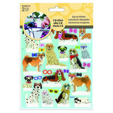 Dog Pop Up Stickers (2 sheets)