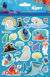 Finding Dory Foldover Sticker (2 sheets)