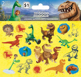 The Good Dinosaur Stickers (2 sheets)