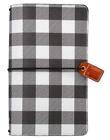 Buffalo Plaid Standard TN Color Crush • FREE WASHI TAPE
