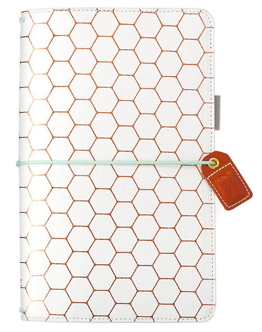 Copper Hexagon Standard TN Color Crush • FREE WASHI TAPE