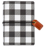 Buffalo Plaid Pocket Traveler Planner Color Crush Webster's Pages