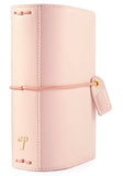 Blush Pink Color Crush Pocket Traveler's Planner. Use planners to organize, plan and tell the story of your life.