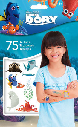 Finding Dory Temporary Tattoos (75ct)