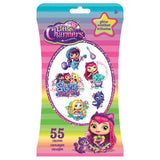 Little Charmers Glitter Temporary Tattoos (55ct)