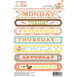"Family Traditions Sentiments Stickers 4""X6"" • Webster's Pages"