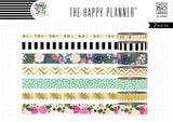 Botanical Garden Washi Tape Set (7 rolls) Me & My Big Ideas® Create 365 Happy Planner