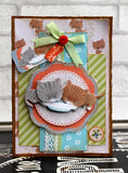 Little Meow Paper Pack Papermania Paper Pack A5 42/Pkg
