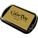 ColorBox Full Size Gold Pigment Ink Pad