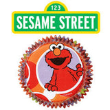 Elmo Baking Cups (50ct)