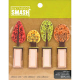 Trees Sticky Note Pad SMASH (60 Sheets)