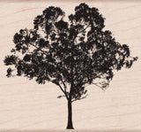 Tree for Life Rubber Stamp