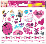 Barbie Temporary Tattoos • Mini Tattoo Bag 25ct
