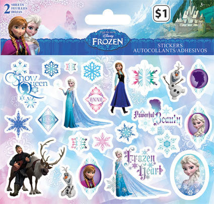 Disney Frozen Sticker