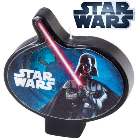 Darth Vader™ Birthday Candle