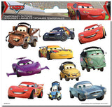 Cars 2 Temporary Tattoos