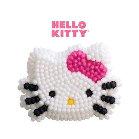 Hello Kitty Icing Decorations (12/Pkg)