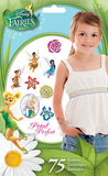 Disney Fairies Tinker Bell Temporary Tattoos 75ct