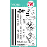 Anchor Stamp Knotty Stamp • Avery Elle Clear Stamp Set
