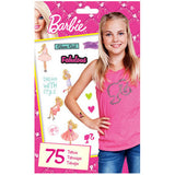 Barbie Temporary Tattoos 75ct