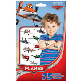 Disney Planes Temporary Tattoos 75ct