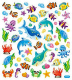 Marine Life Stickers