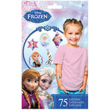 Disney Frozen Temporary Tattoos 75ct
