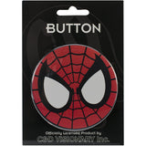 Spider-Man Large Button 3""