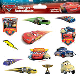 Disney Cars Stickers (2 sheets)