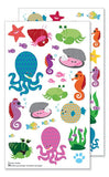 Bottom of the Sea Stickers (2 sheets)