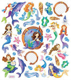 Mystical Mermaids Stickers