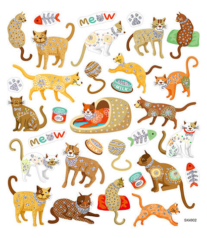 Cats Stickers • Cats Meow Stickers