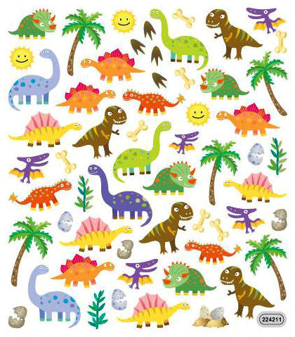 Dino Stickers • Dinosaurs Sticker