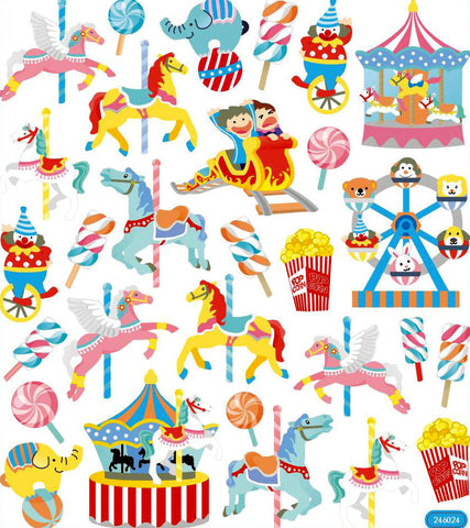 Carousels Sticker