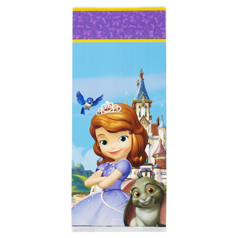Disney Sofia the First Treat Bags and Ties (16 ct)