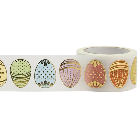 Easter Eggs Decorative Tape
