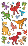 Dinosaurs Stickers (4 Sheets)