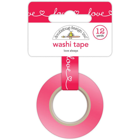 Love Always Decorative Tape