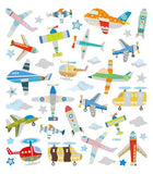 Aero Fun Stickers • Aircraft Sticker