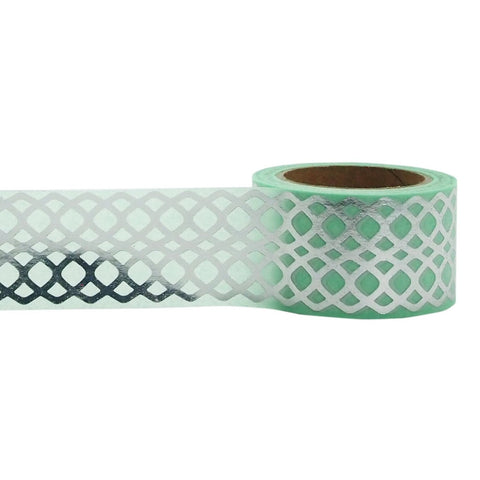 Silver Honeycomb Tape • Little B Foil Tape