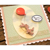 Belle & Boo Clear Stamps • Sentiments Clear Stamp