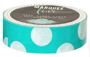Heidi Swapp Marquee Love Washi Tape .875""